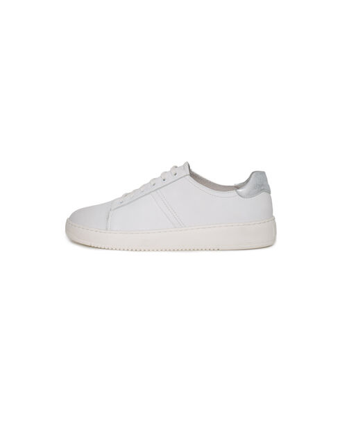 Women's white trainers
